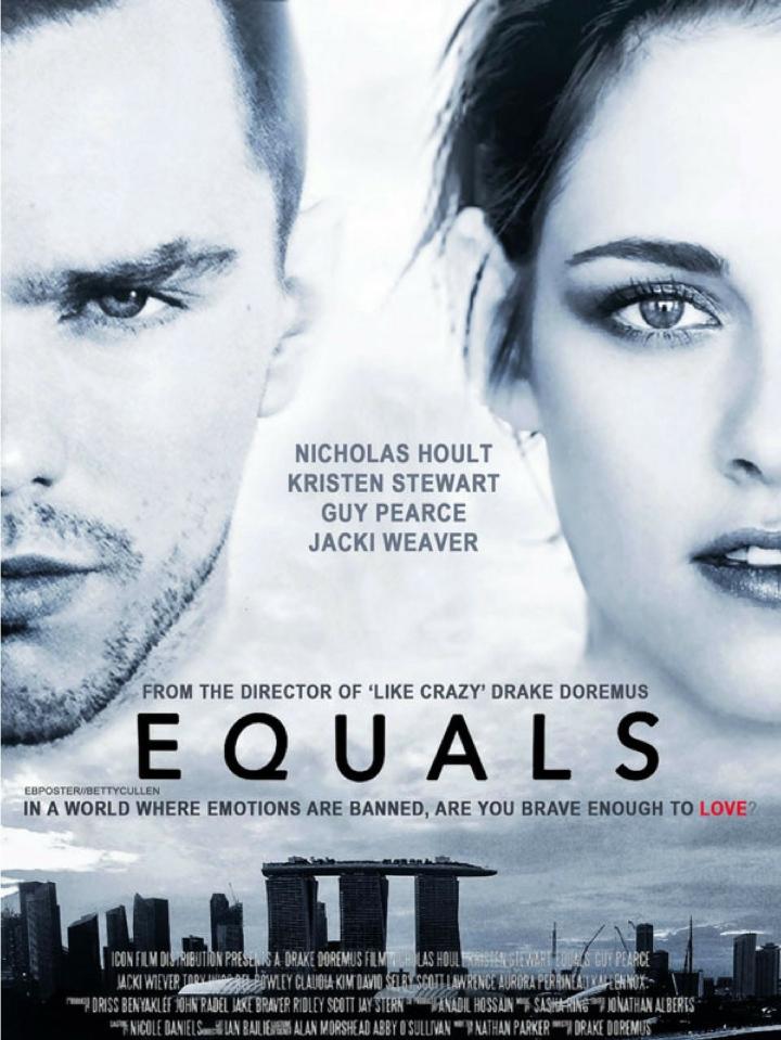Equals ★★★★