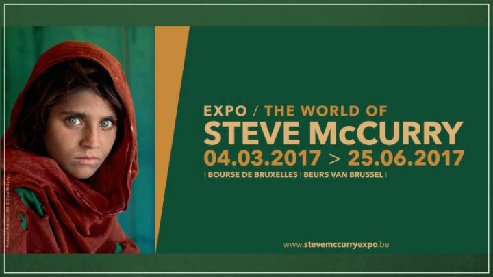 Expo Steve McCurry📷