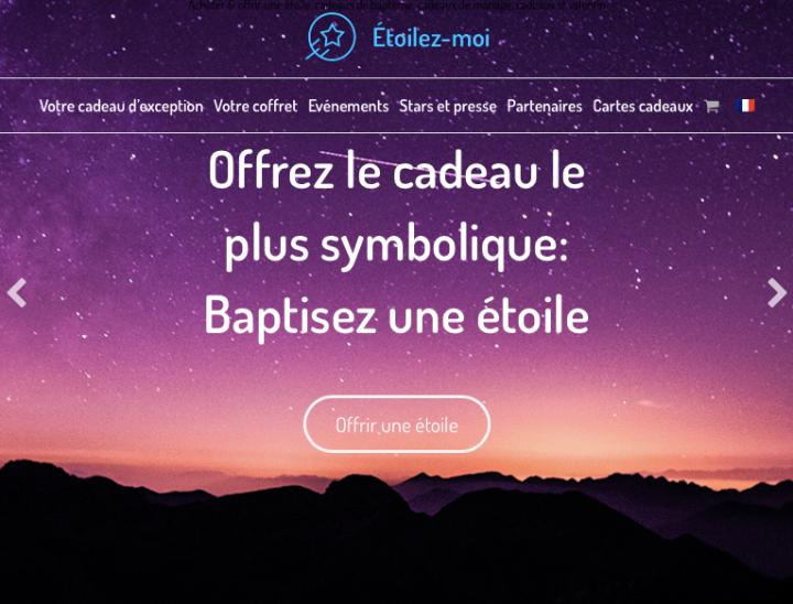 «Etoilez-moi» – Avis + Concours ♡(Fermé)
