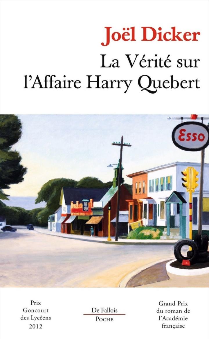 1. La vérité sur l'Affaire HarryQuébert