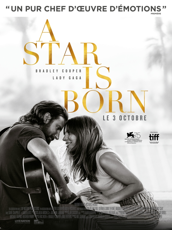 A Star Is Born★★★★★