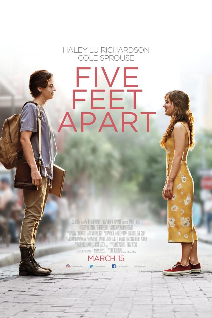 Five Feet Apart♡♡♡♡,5